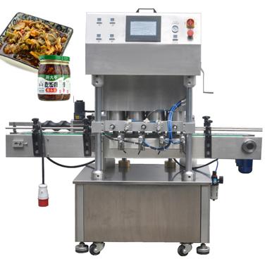 在生产生活中,真空旋盖机是食品包装的重要机械,其维护保养也是关键.